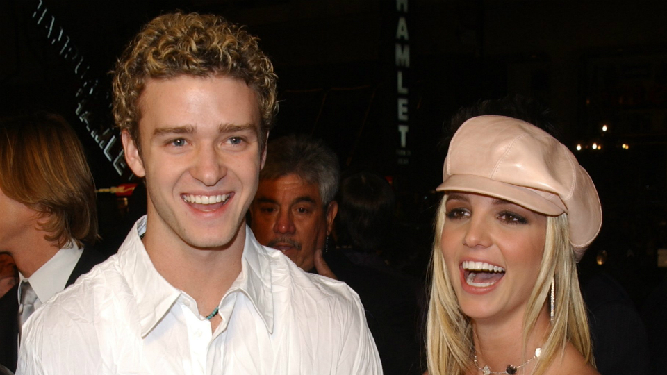 Britney Spears Dances To Justin Timberlake Song, Calls Him