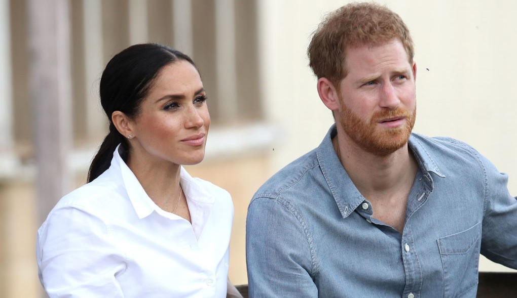 Harry and Meghan's chief of staff is transitioning out of ...