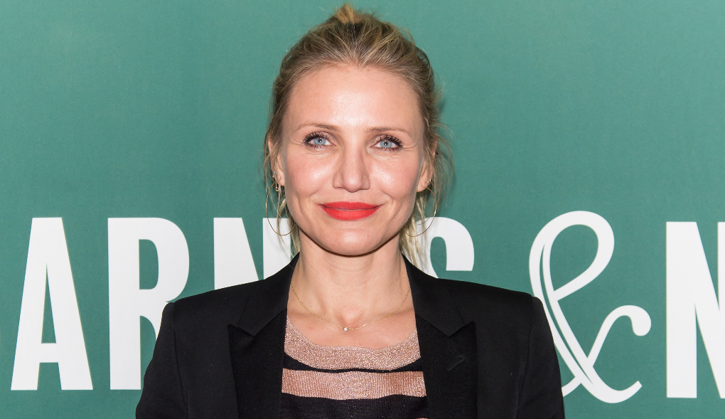 This is why Cameron Diaz stepped away from acting - etalk