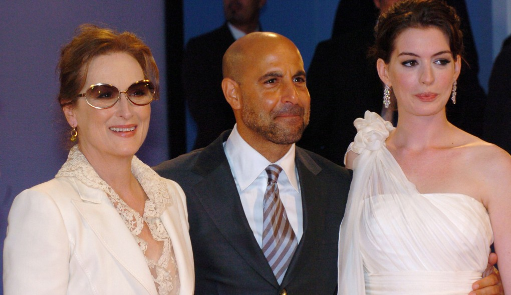 10 things we learned from 'The Devil Wears Prada' reunion
