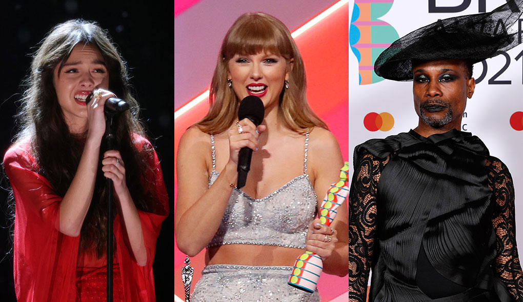 Here's what you missed at the 2021 Brit Awards