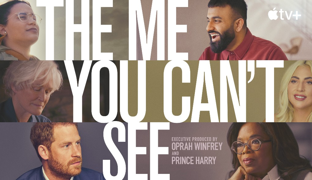 Prince Harry and Oprah Winfrey reveal premiere date for 'The Me You Can't See' mental health series