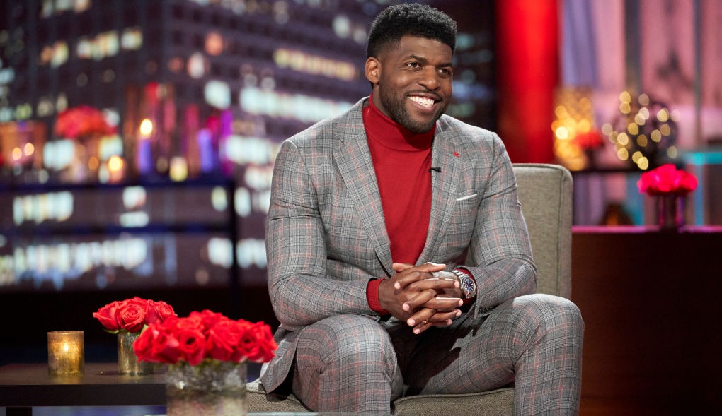Emmanuel Acho is 'absolutely open' to hosting 'The Bachelor' again