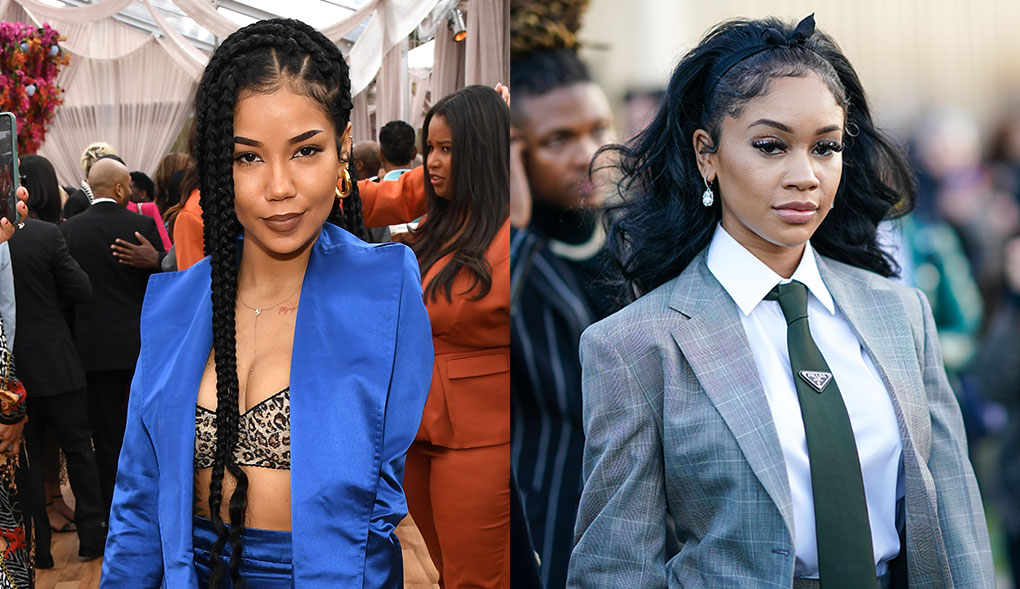 Jhené Aiko and Saweetie will team up for an Asian American and Pacific Islander advocacy TV special