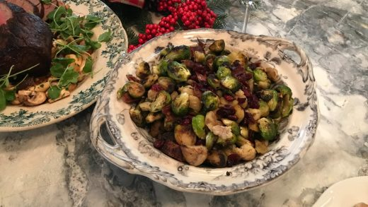 Bonacini's best Brussels sprouts ever