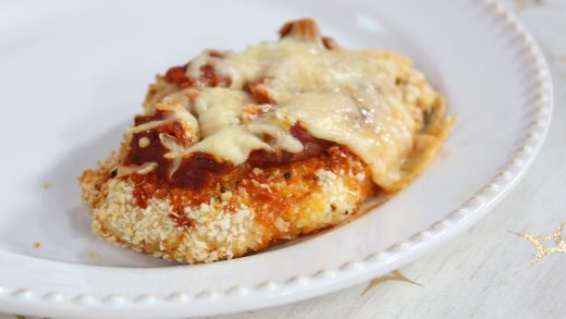 Chicken parm (that anybody can make)