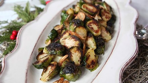 Brussels sprouts that don't suck