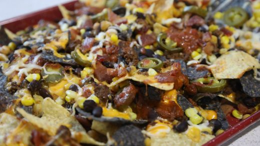 Cowboy DIY nacho bar