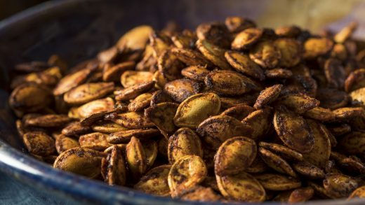 Tamari pumpkin seeds