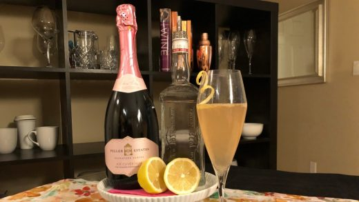 Ice cuvée French 75